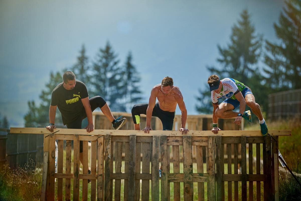 Zarnesti Challenge Alergare cu obstacole